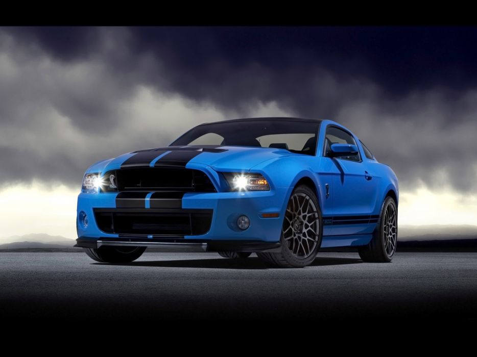 Cars front ford shelby ford mustang shelby gt500 wallpaper