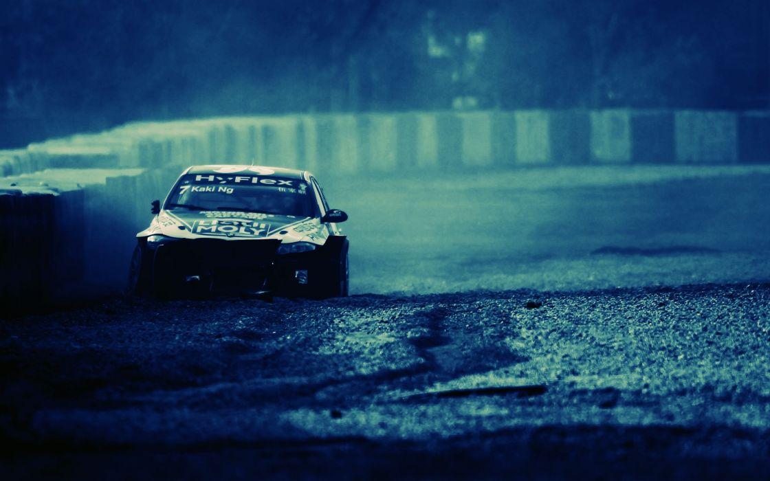 Cars crash racing wtcc wallpaper