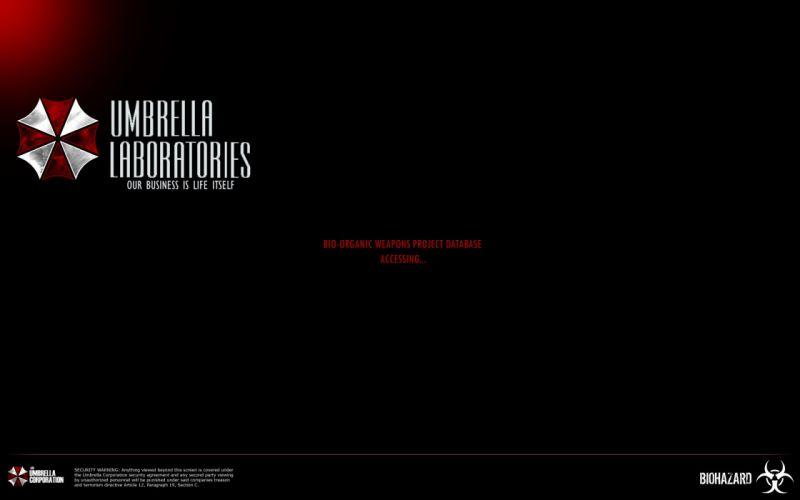 Video games movies resident evil umbrella corp wallpaper