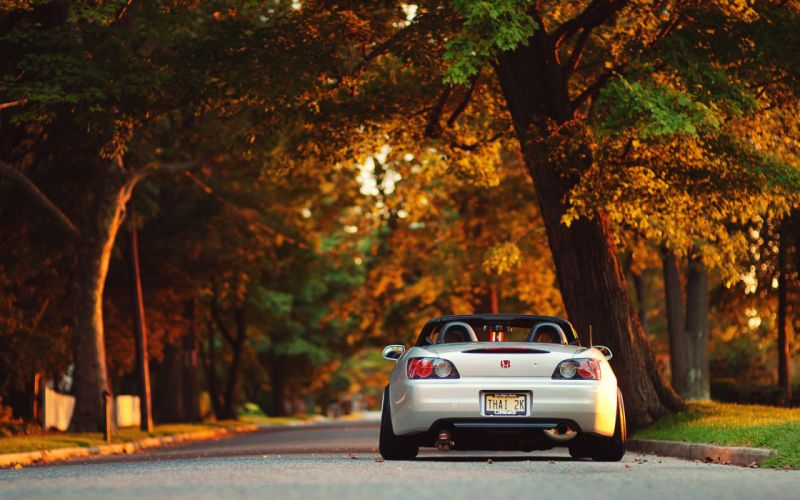 Roads honda s2000 sport cars wallpaper