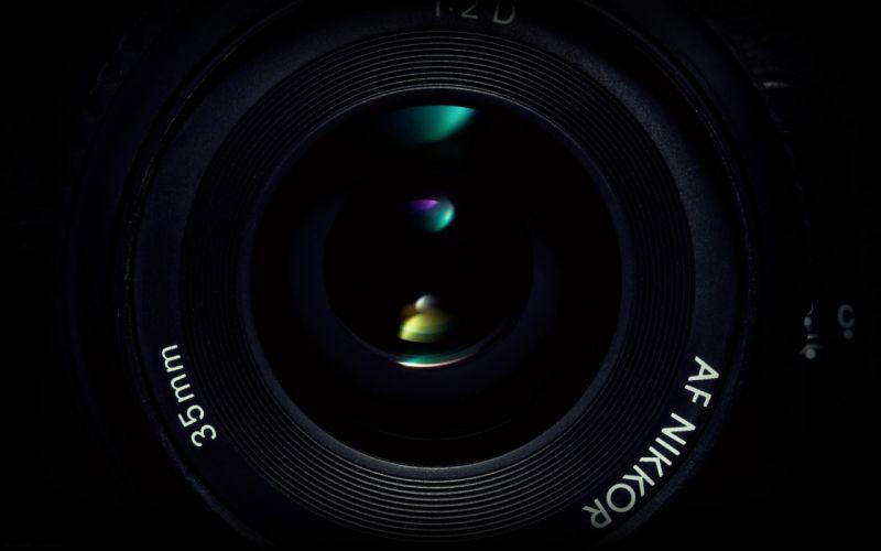 Lens cameras wallpaper