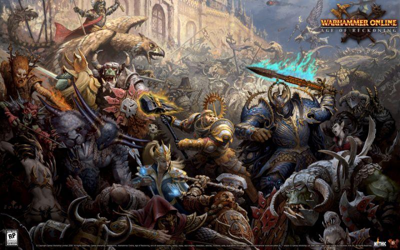 War warhammer wallpaper