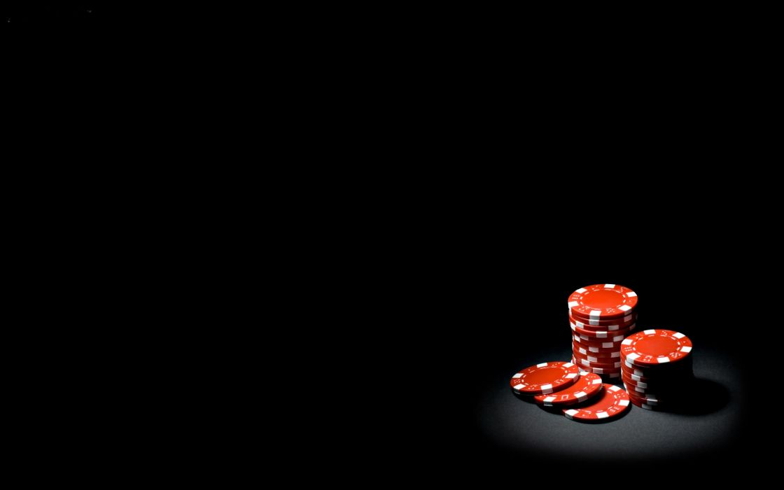 Red poker wallpaper