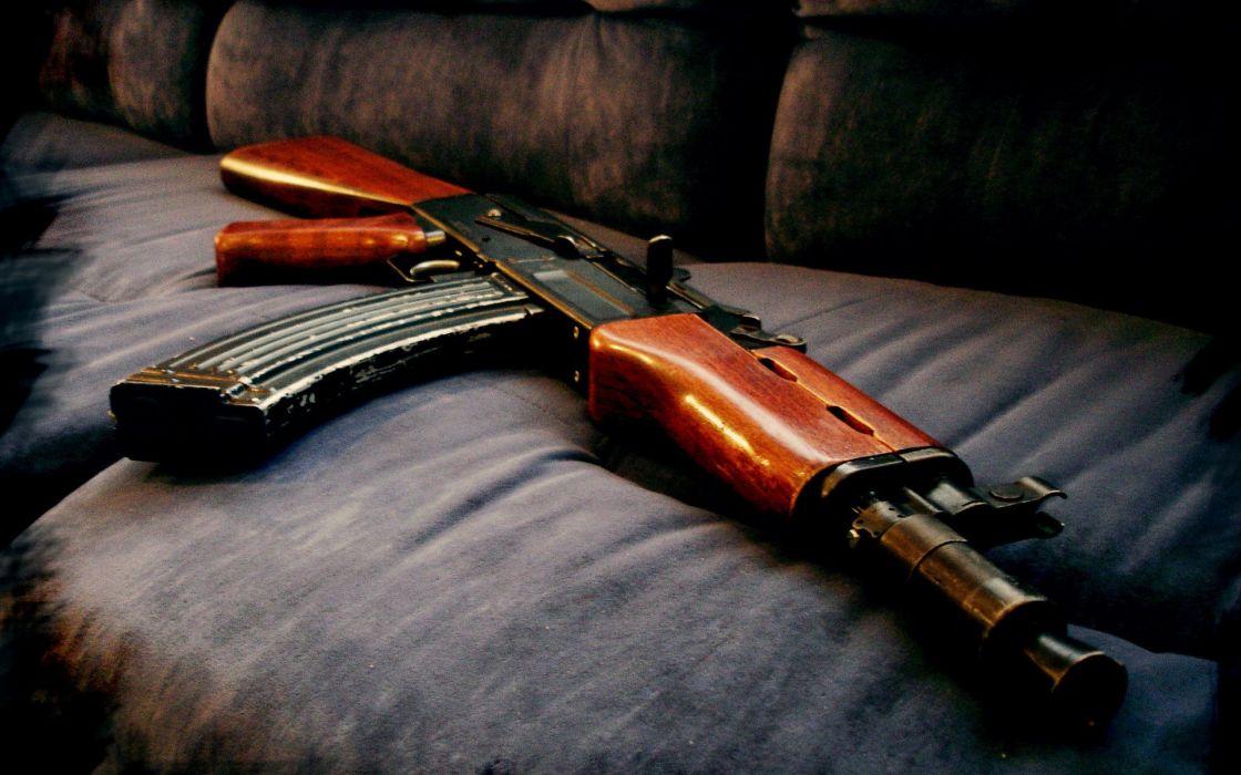 Guns ak 47 wallpaper