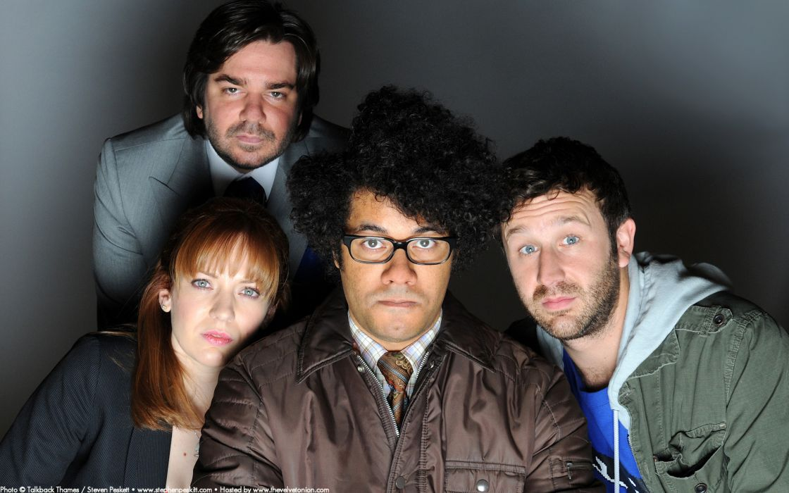 The it crowd wallpaper