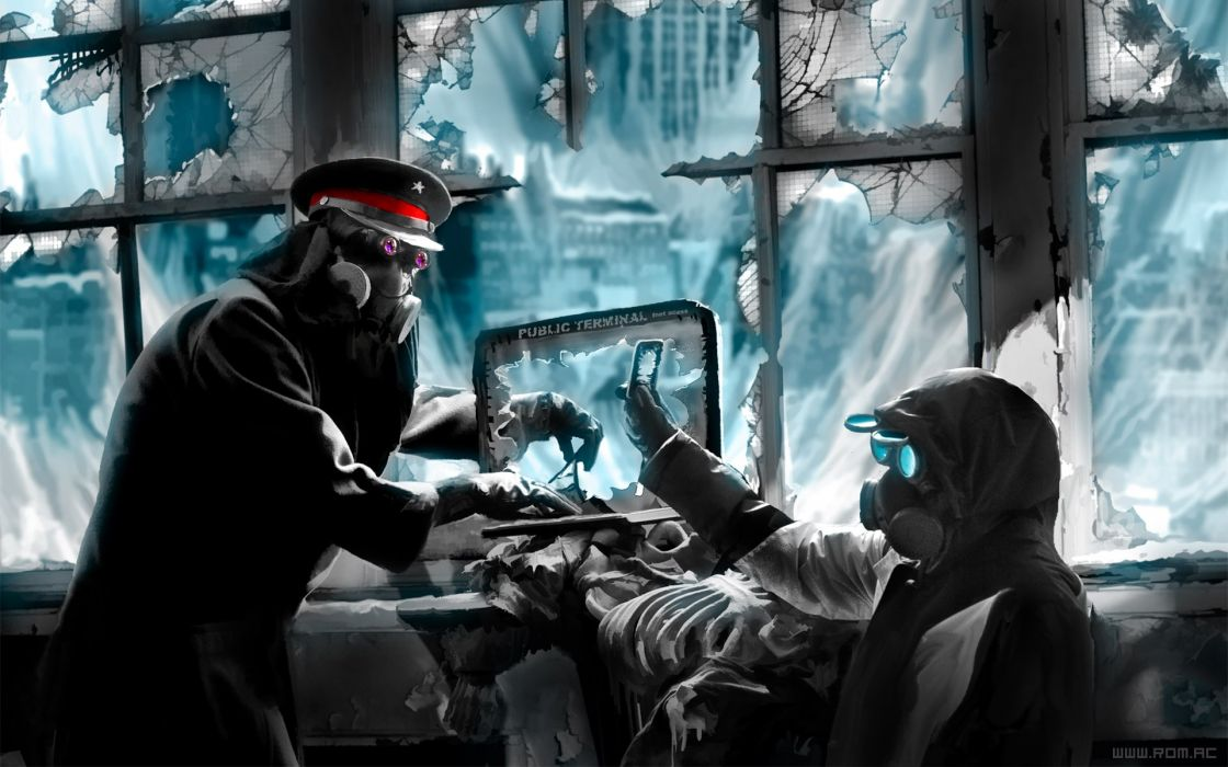 Drawn romantically apocalyptic vitaly s alexius comic zee captein wallpaper