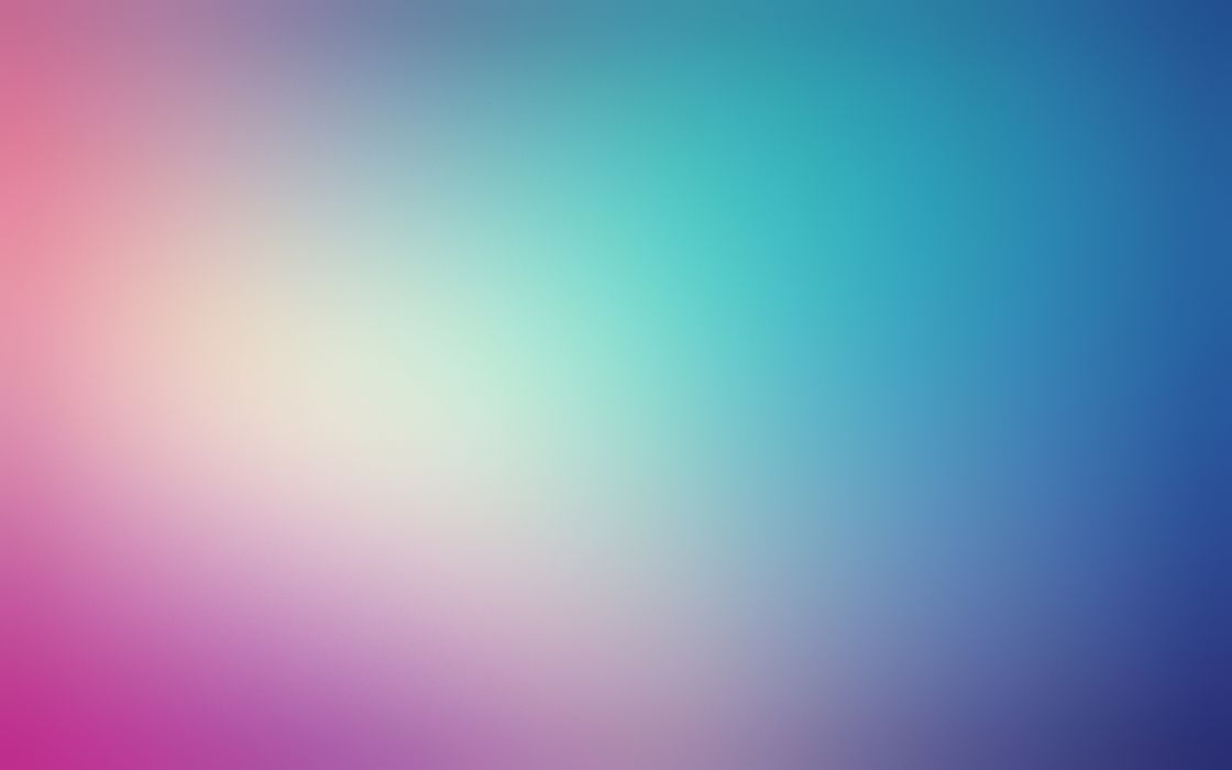 Multicolor Gaussian Blur Gradient Wallpaper