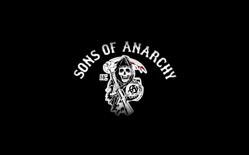Sons of anarchy modern wallpaper
