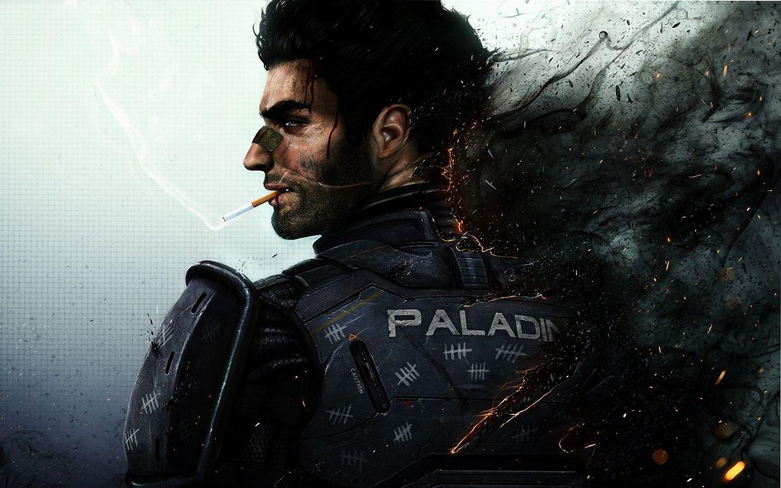 Video games artwork wallpaper