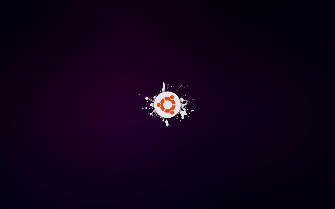 Abstract linux ubuntu wallpaper