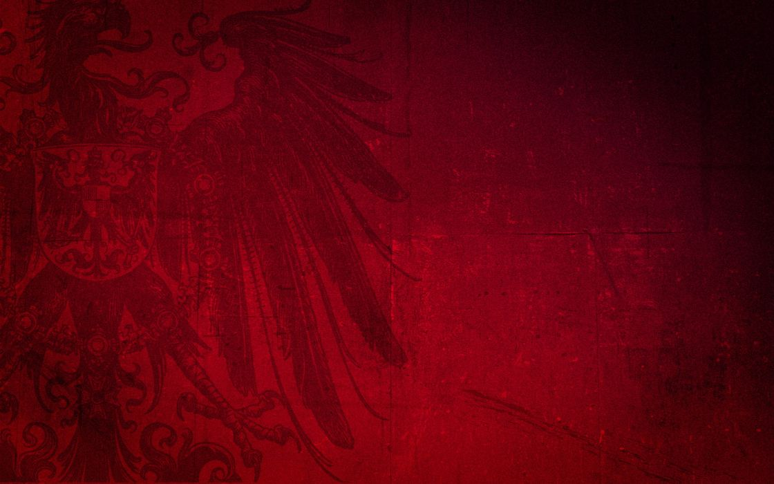Red eagles wallpaper
