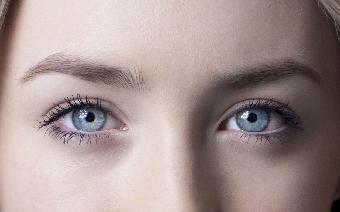 Up eyes blue eyes actress celebrity saoirse ronan wallpaper