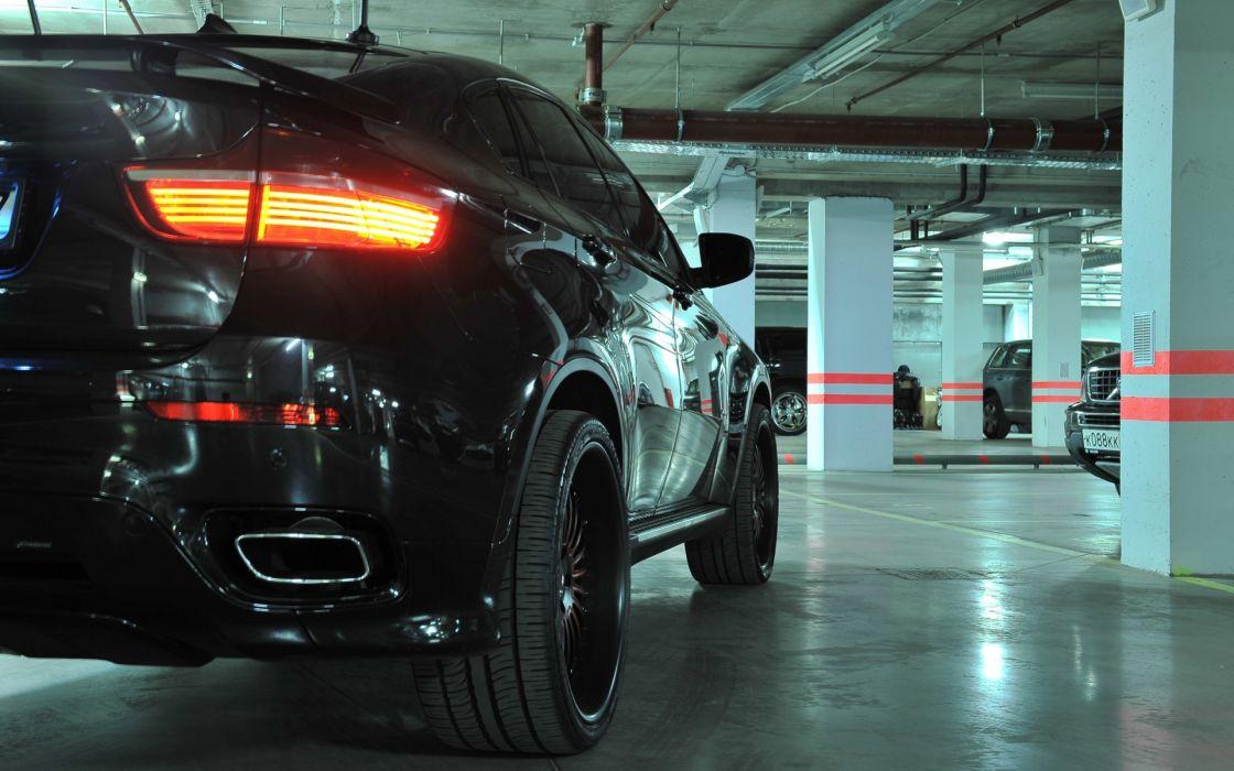 Bmw cars x6 suv wallpaper