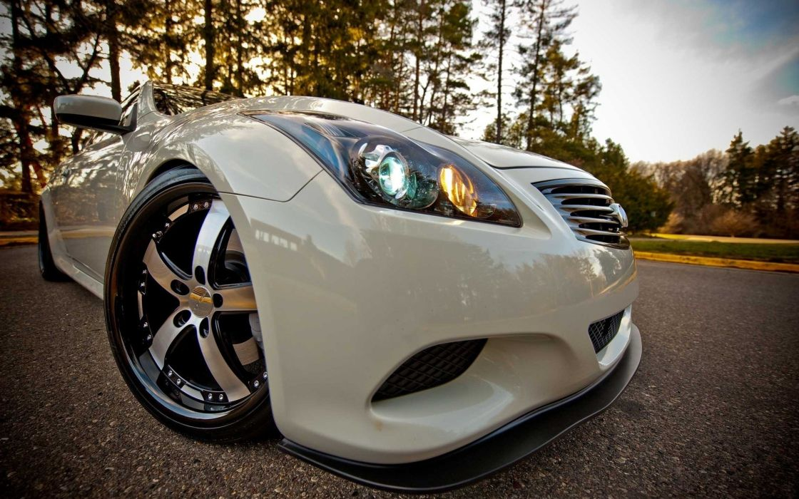 Cars infiniti g37 wallpaper