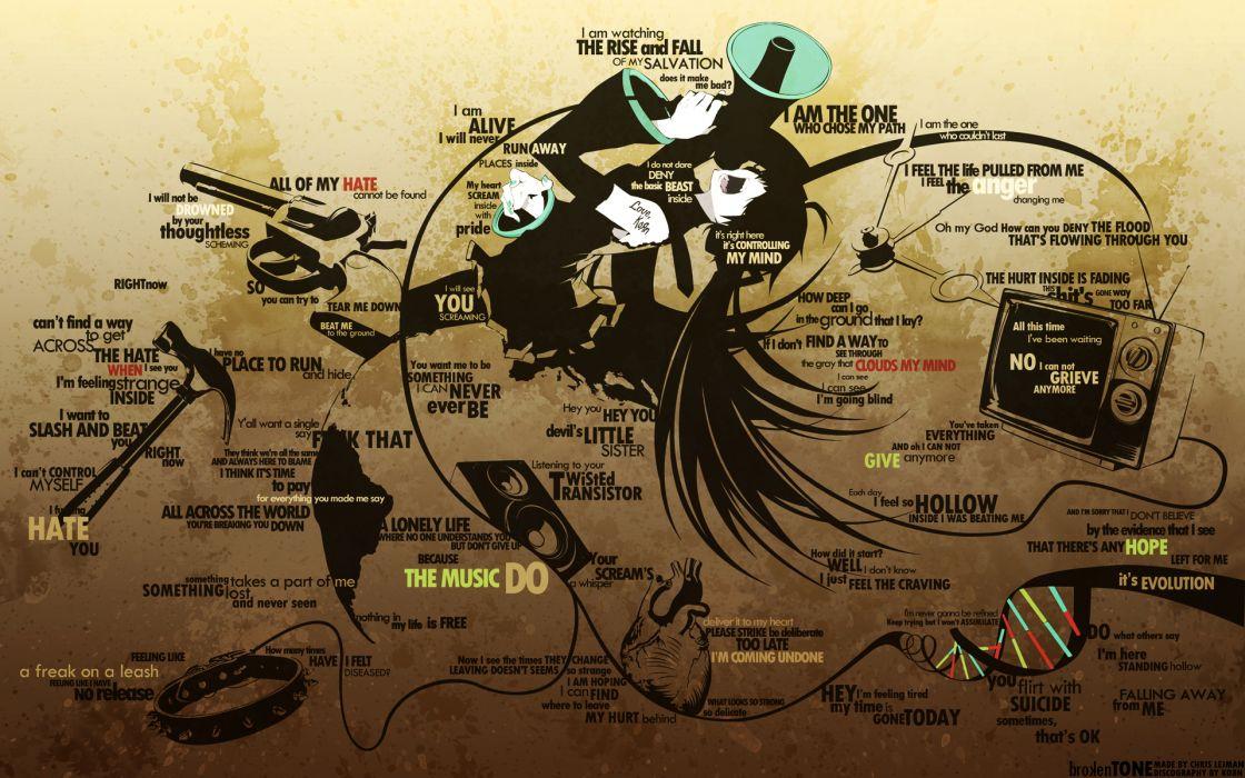 Vocaloid hatsune miku love is war anime wallpaper