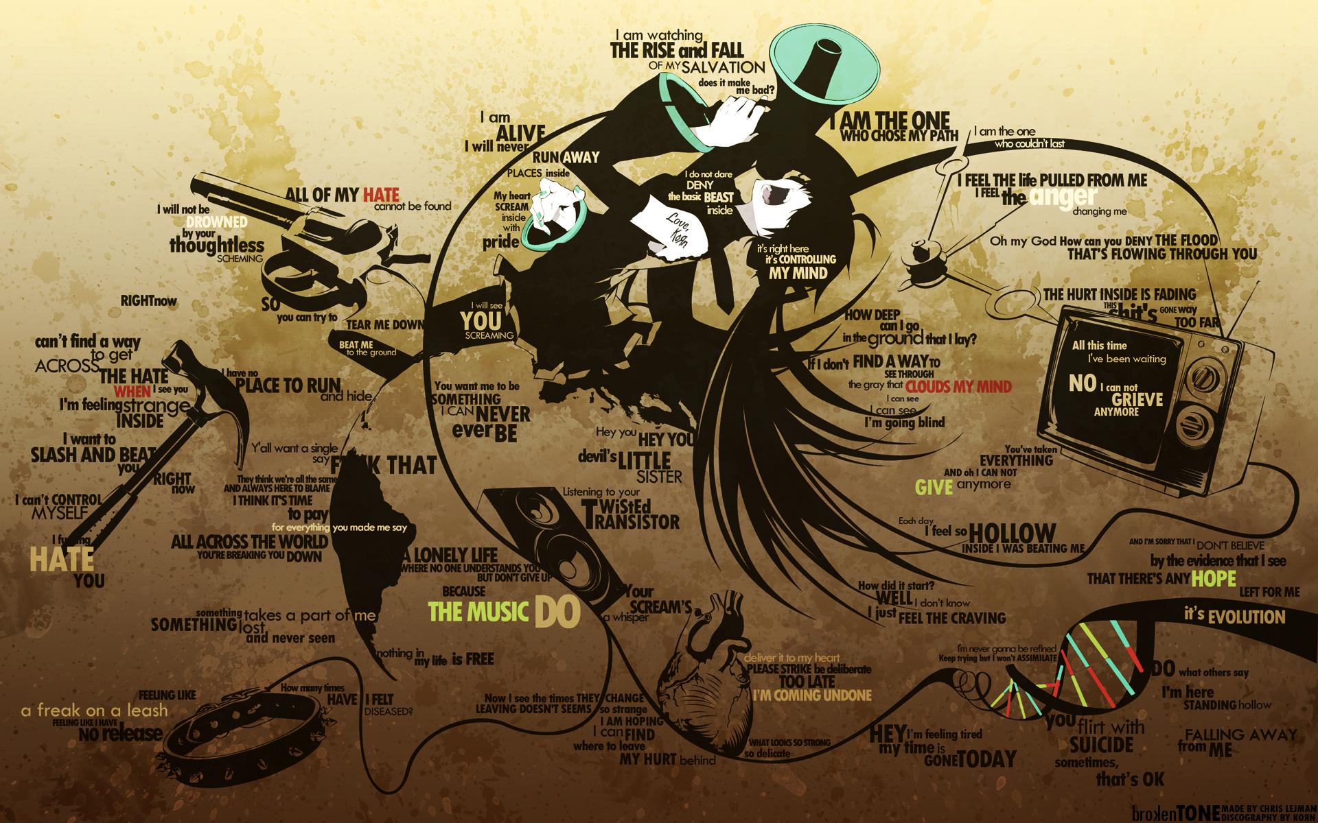 Vocaloid Hatsune Miku Love Is War Anime Wallpaper 1920x1200
