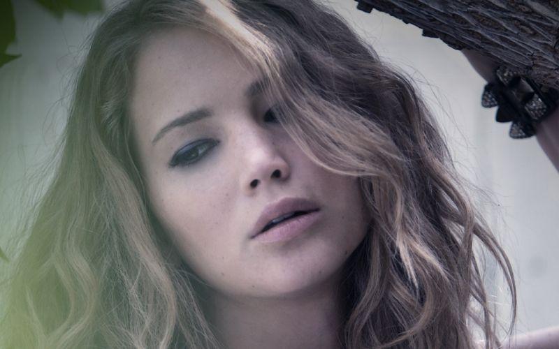 Blondes women actress jennifer lawrence portraits wallpaper