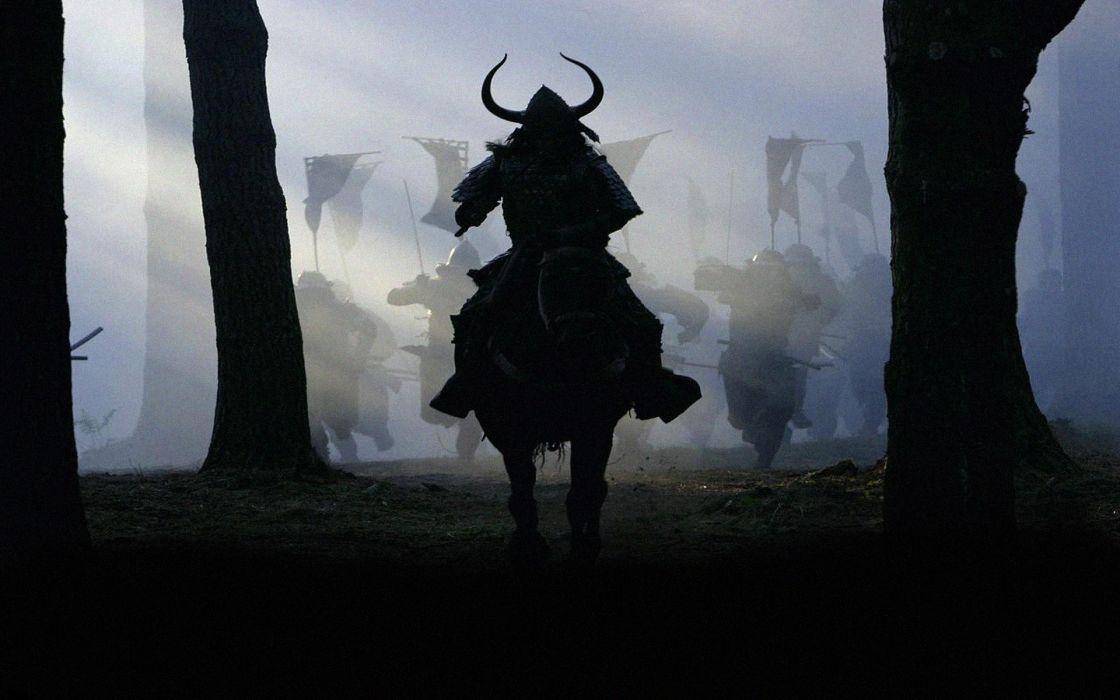 Samurai the last samurai wallpaper