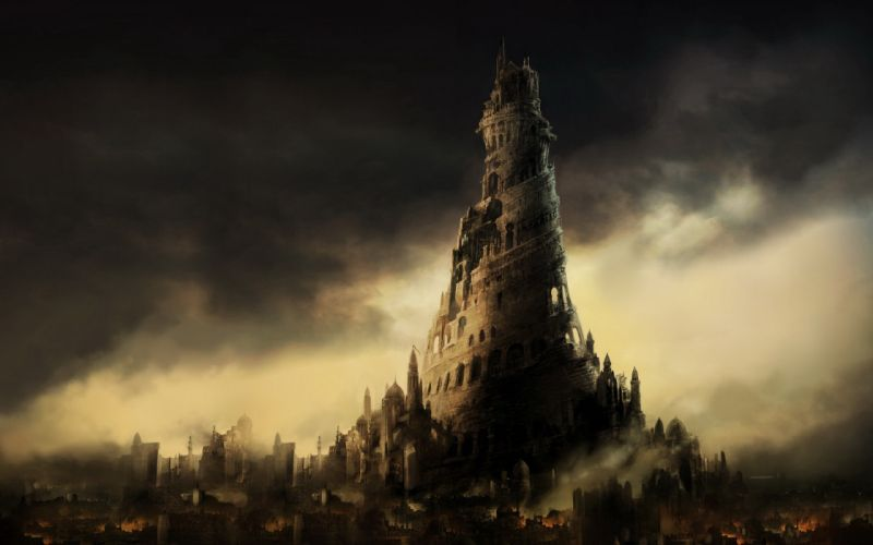 Tower prince of persia artwork babylon prince of persia the two thrones wallpaper
