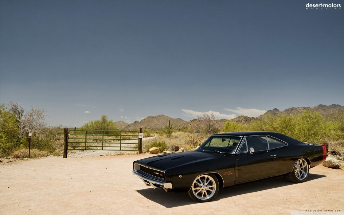 Landscapes cars dodge charger rt wallpaper