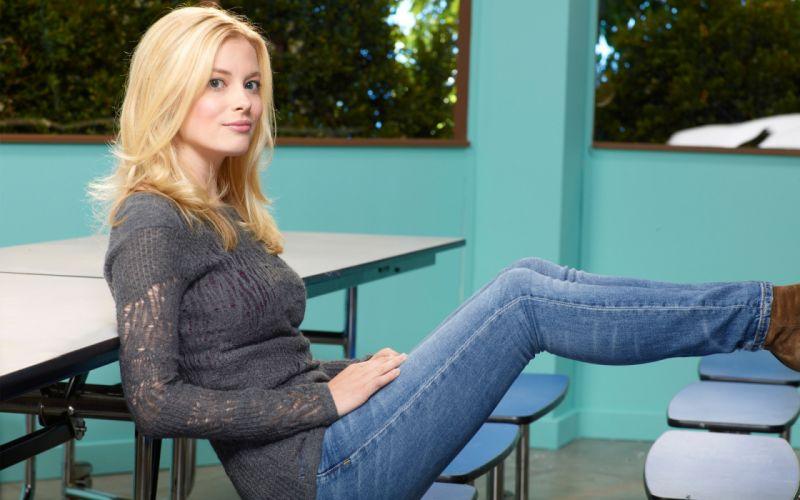 Women jeans actress gillian jacobs community wallpaper