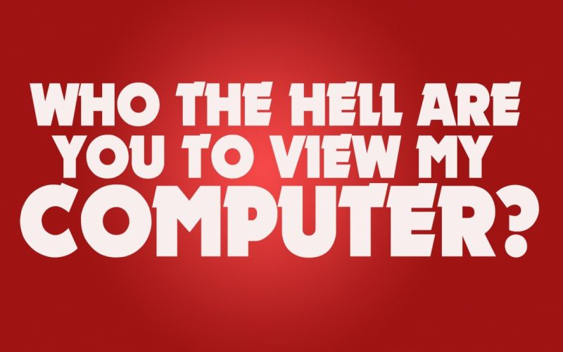 Computers text hell funny typography saying wallpaper