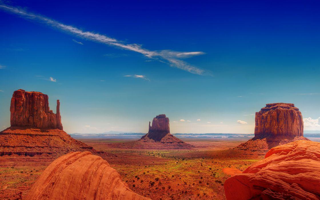 Landscapes nature canyon mesas wallpaper