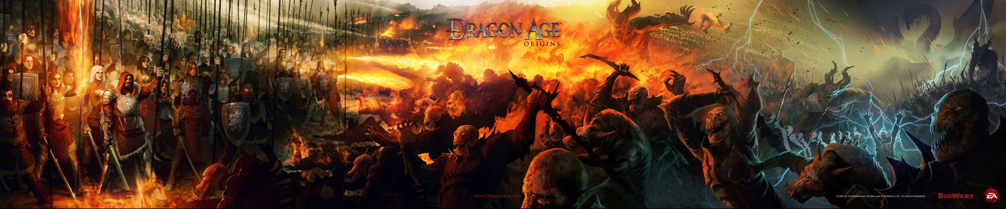 Video games dragon age wallpaper