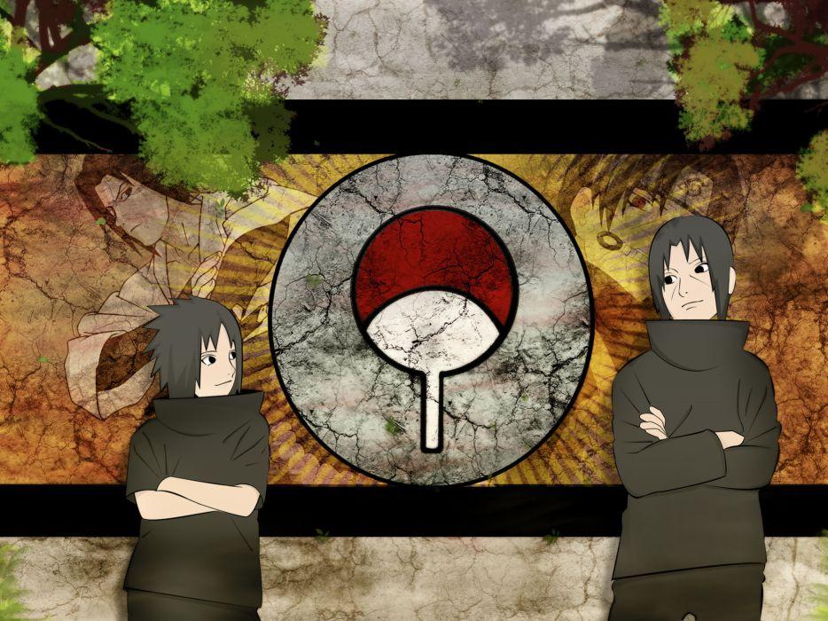 Uchiha sasuke naruto shippuden uchiha itachi wallpaper