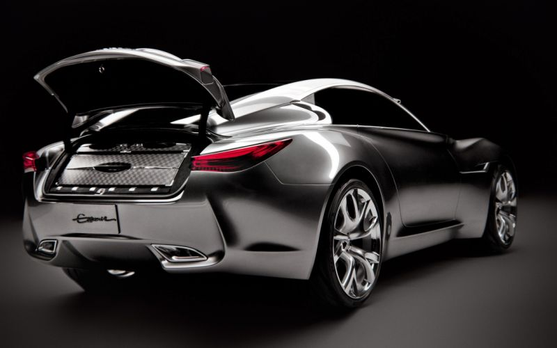Cars infiniti infiniti essence concept wallpaper