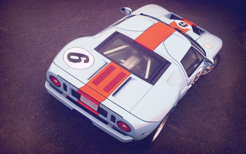 Vintage ford gt limited edition ford gt40 wallpaper