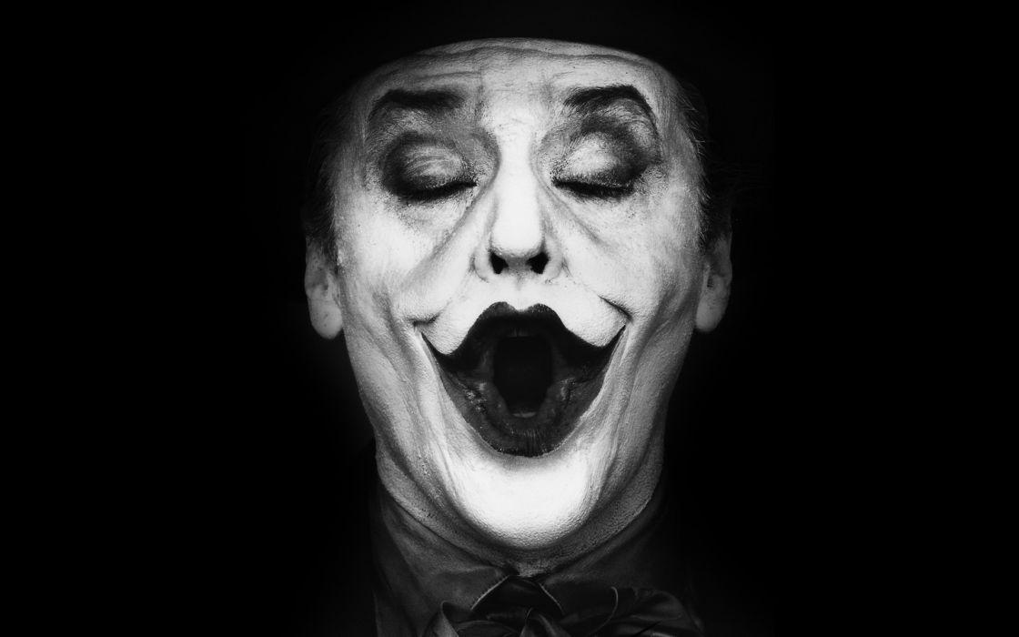 The joker jack nicholson wallpaper
