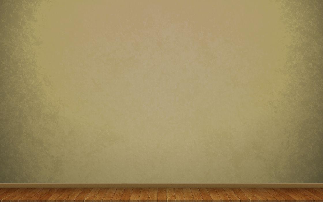 Wood floor wallpaper