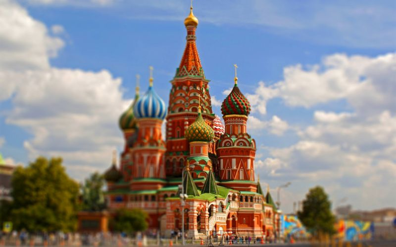 Castles architecture russia buildings kremlin wallpaper