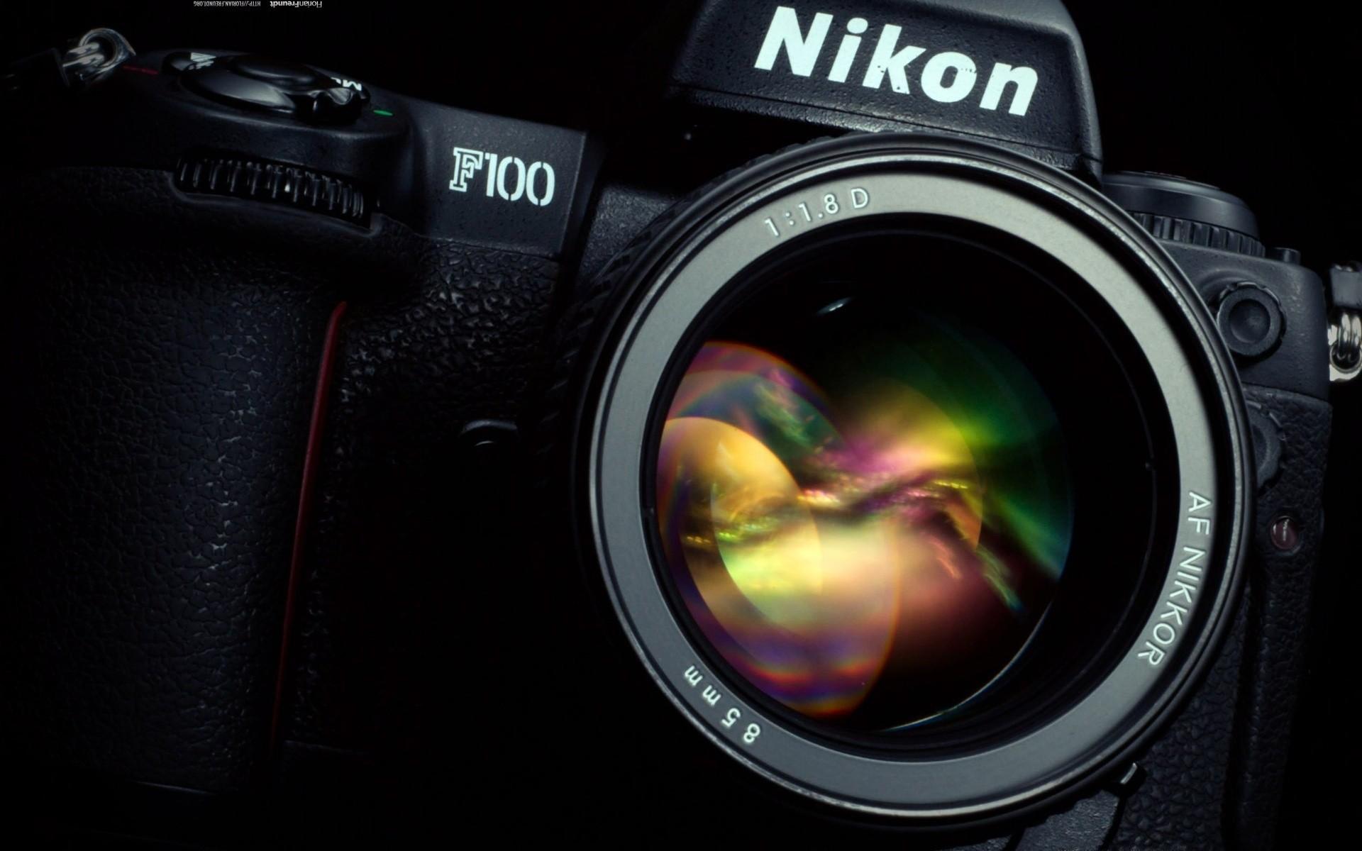 Cameras Nikon Dslr Wallpaper 1920x1200 14438 Wallpaperup