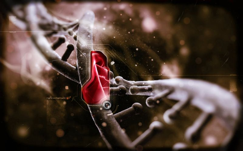 Video games black red nvidia crysis dna nanosuit wallpaper