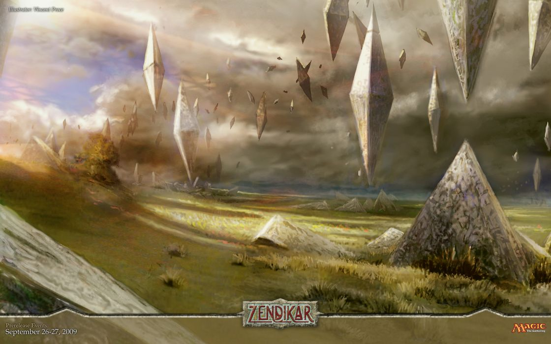 Video games magic the gathering fantasy art artwork wallpaper