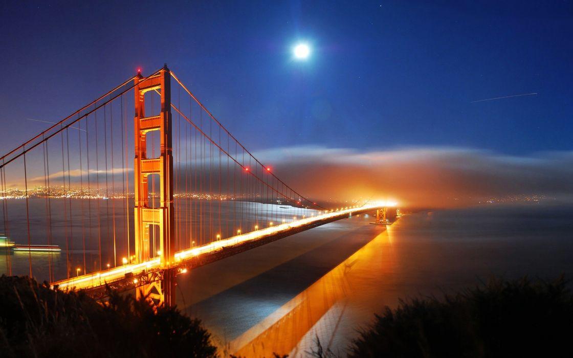 Bridges golden gate bridge wallpaper