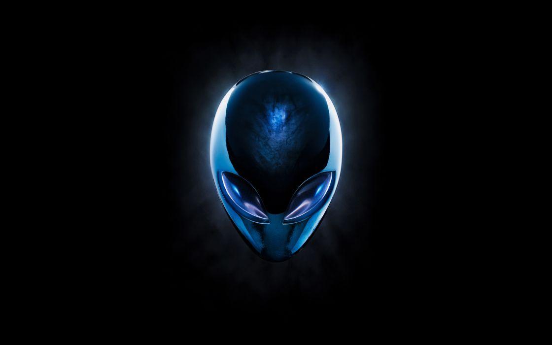 Alienware alien wallpaper