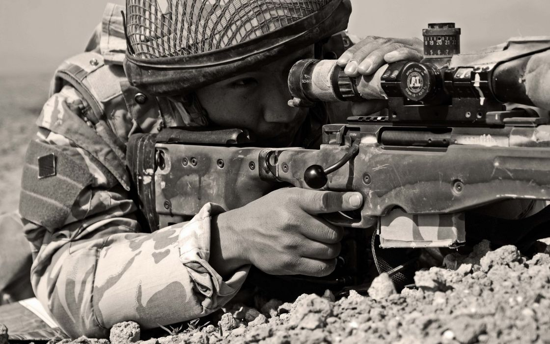 Soldiers snipers accuracy international wallpaper