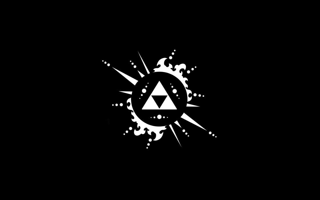 Triforce The Legend Of Zelda Wallpaper