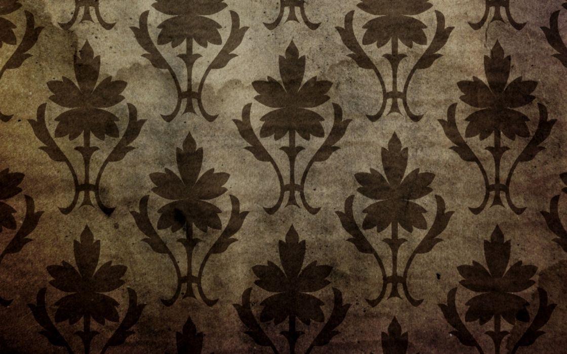 Pattern textures wallpaper