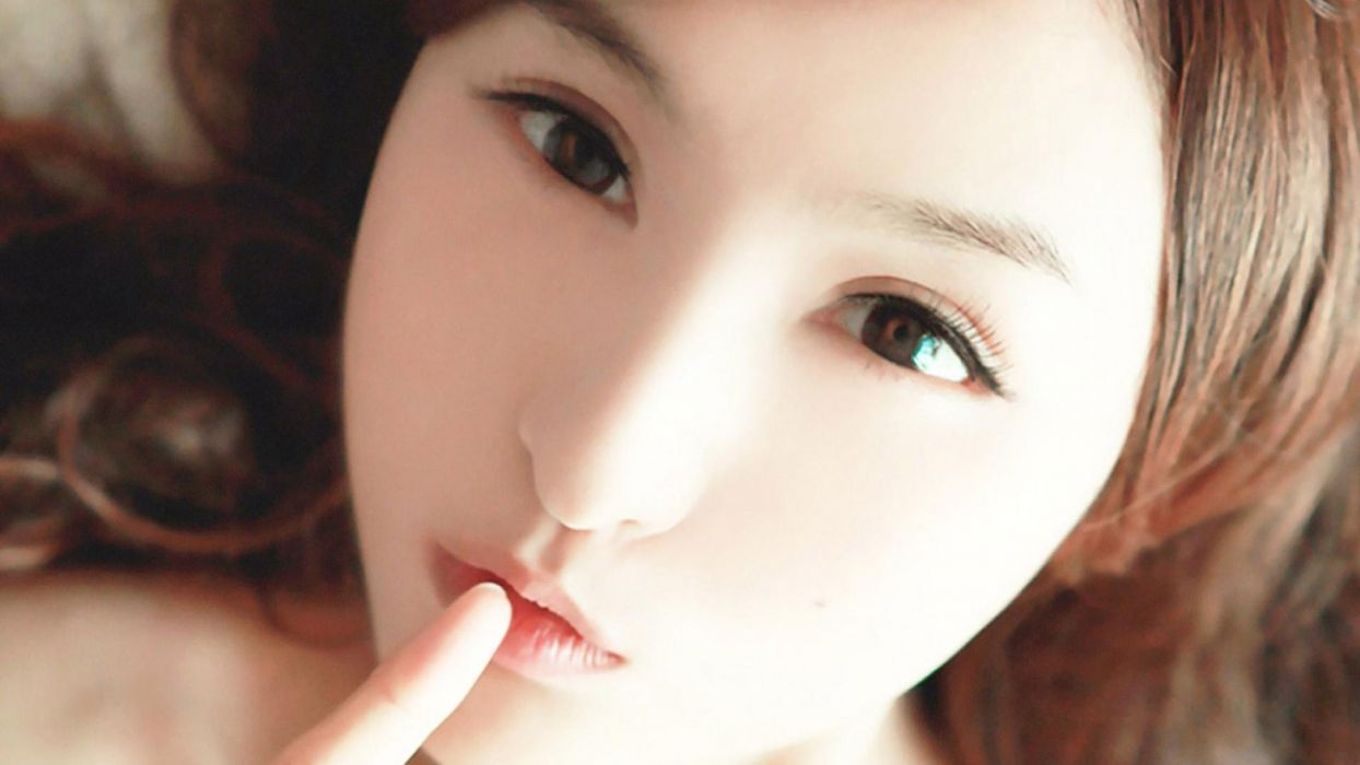 model _korean wallpaper