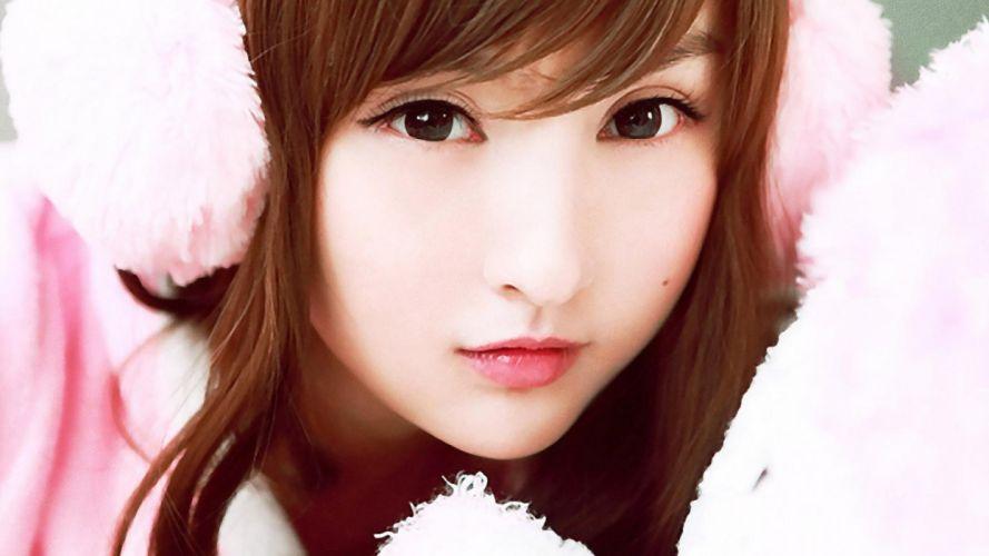 model_korean wallpaper