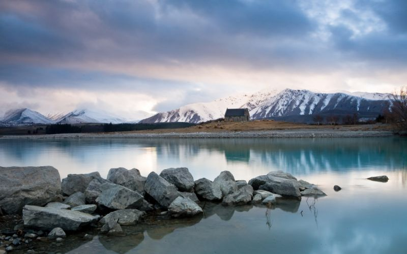 Water landscapes nature lakes wallpaper