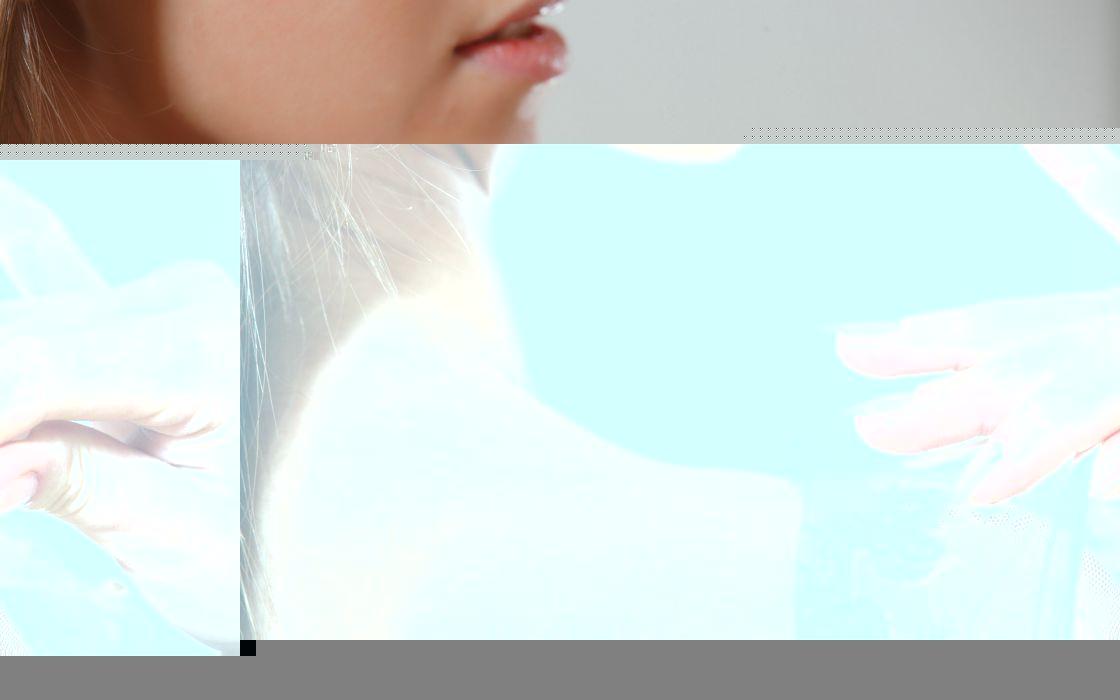 Women redheads models lips shoulders sheer clothing white lingerie wallpaper