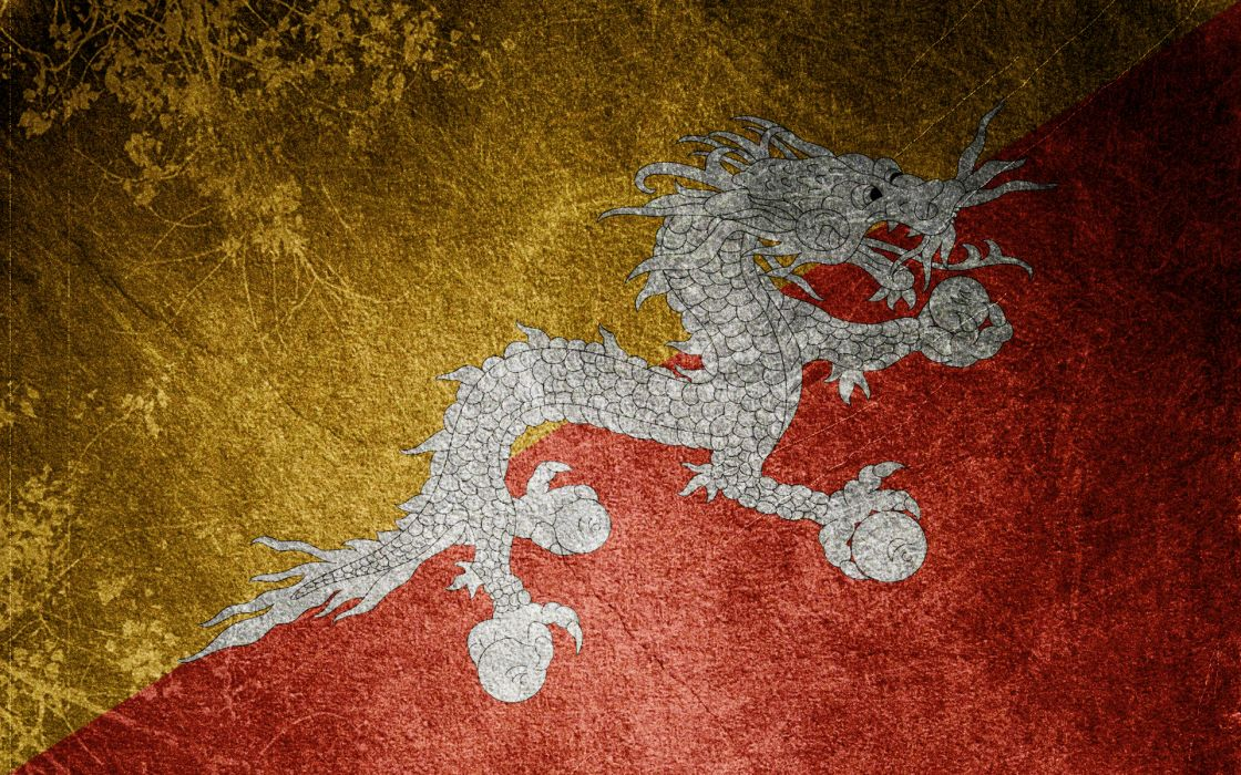 Dragons Flags Artwork Chinese Dragon Wallpaper