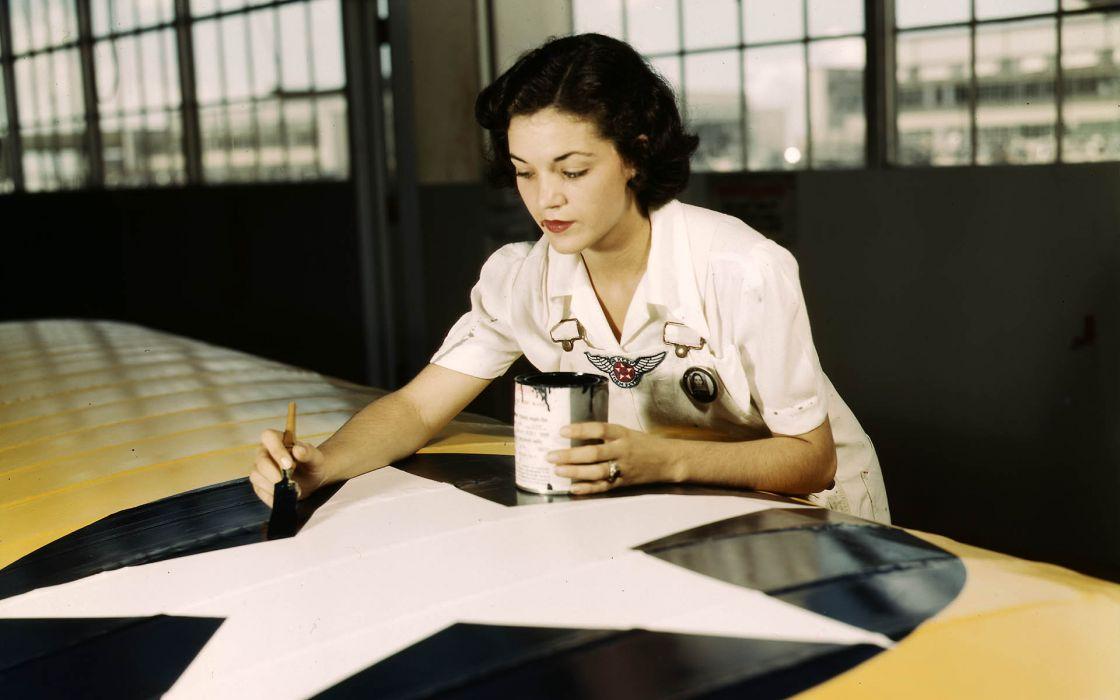 Airplanes world war ii wallpaper