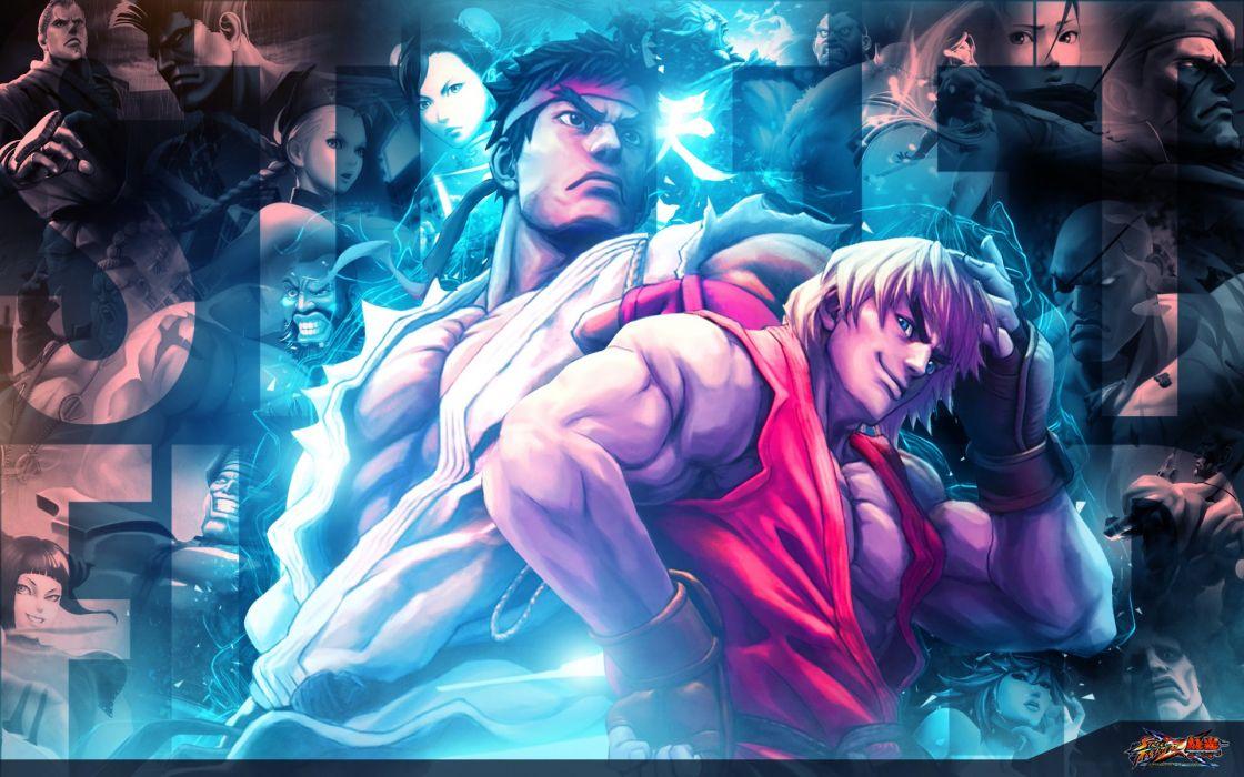 Video games street fighter ryu artwork ken versus fighting street fighter x tekken wallpaper