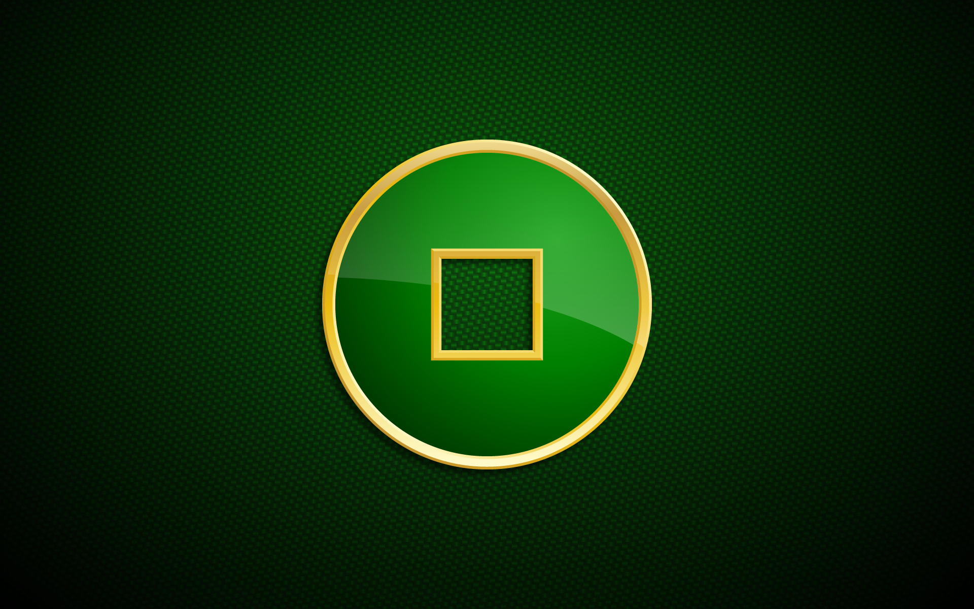 Green Abstract Circles Avatar The Last Airbender Dots Squares Earth